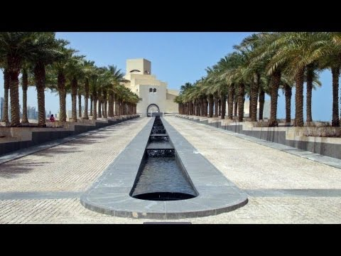 Doha / Qatar - Impressions around Museum of Islamic Art in HD !