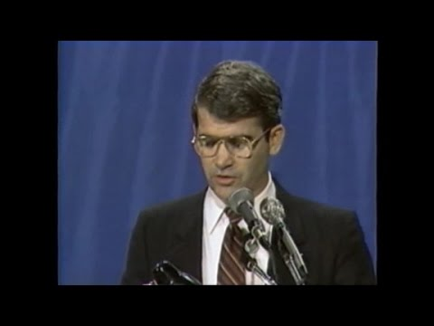 1986: CNN reports on Oliver North
