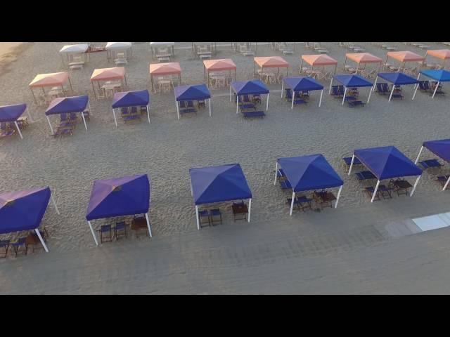 La Vela BeachClub 2016 - Riprese con Drone 1.0