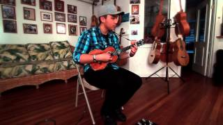 "Kris Fuchigami - ""Fight"" Original Ukulele"