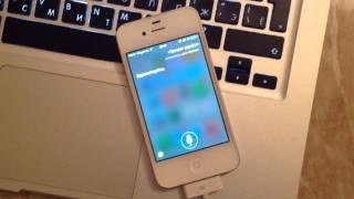 "IOS 8.3 beta 2. Siri по-русски или ""Привет Серёга!"""