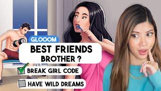 I broke girl code