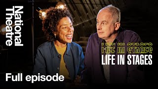 Life in Stages S1 Ep5: Sophie Okonedo and Dominic Cooke in conversation at the National Theatre