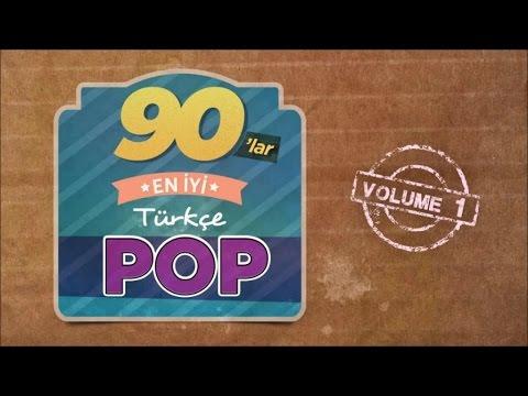 Çeşitli Sanatçılar - 90lar En İyi Türkçe Pop Vol 1