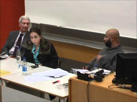 Irma González Seminar on International Law, University of Stockholm, 4th April 2011 (part 3/6)