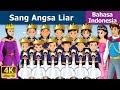 Sang Angsa Liar | Dongeng anak | Kartun anak | Dongeng Bahasa Indonesia