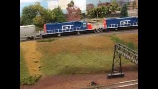 Elmhurst Model railroad club Part 6  4/4/15