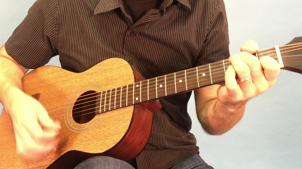 Play Good Father With 4 Easy Chords On Guitar Youtube Chord Chart Acoustic Sketch Electric Diagram