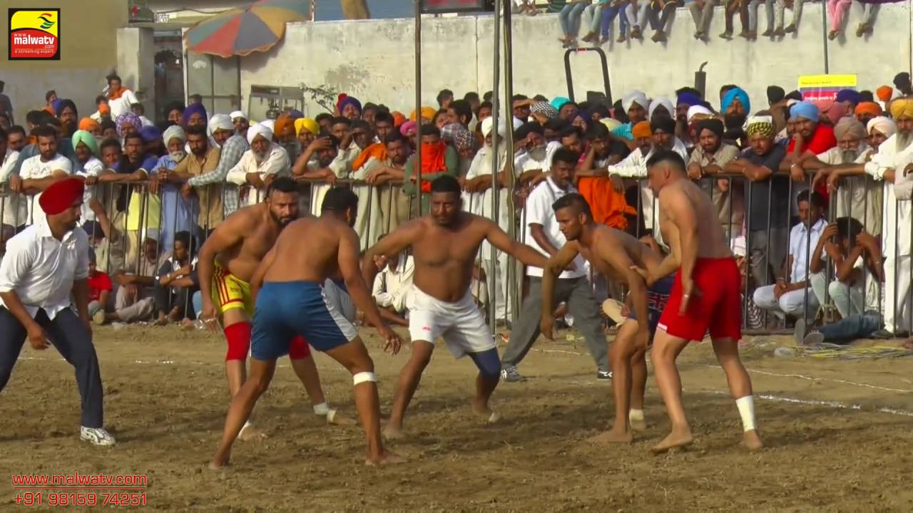 KULEWAL (Samrala) | KABADDI CUP -2016 || OFFICIAL FULL HD VIDEO || Part 2nd