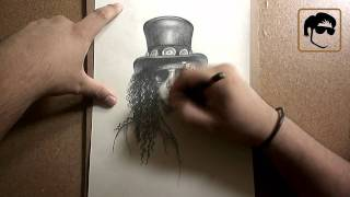Dibujando a Slash