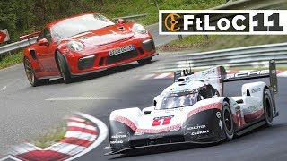 Porsche 919 & 911 Gt3 Are Blowing Our Minds: Ftloc 11 - Carfection
