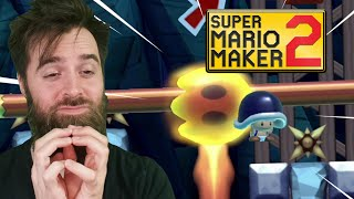 What If I Could Dismantle This ENTIRE Level? [SUPER MARIO MAKER 2]