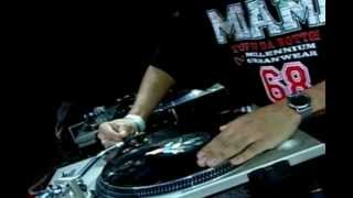 DJ Craze (USA) DMC World Champion 1999 -- Winning Set www.dmcworld....