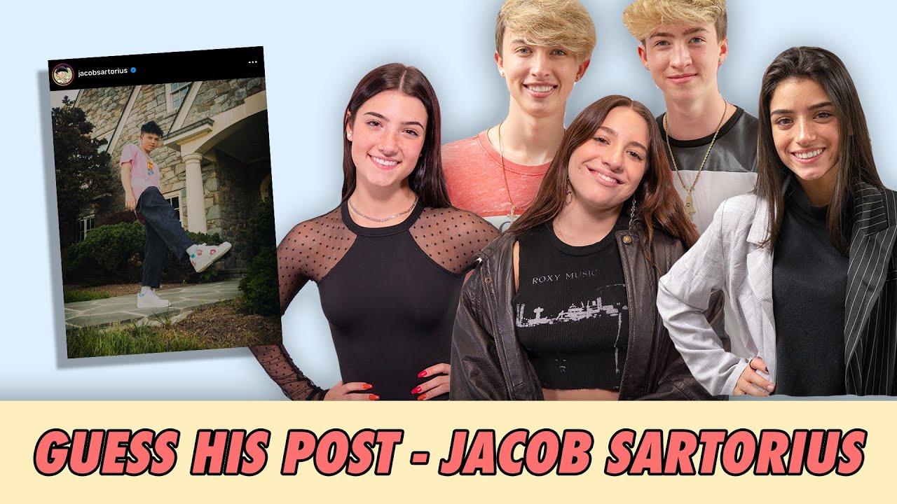 Guess His Post - Jacob Sartorius