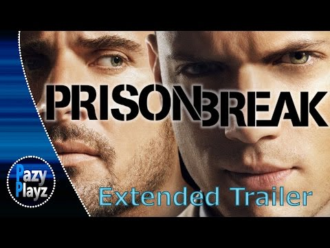 PRISON BREAK || Official Trailer || Extended Trailer || Season 5 || HD