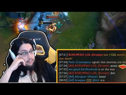 """Tyler1 VS Imaqtpie """"Better Adc Wins"""" 