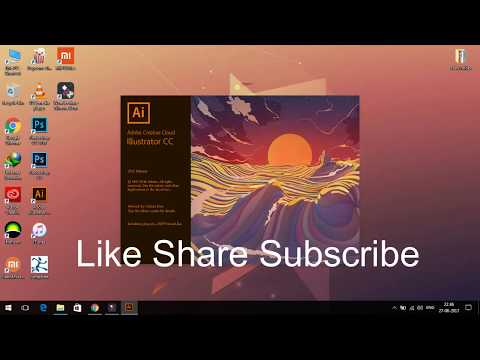Download All Adobe Softwares Latest Version CC 2017