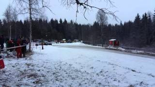 Rally Sweden 2016 Latvala retire on ss9 Torsby