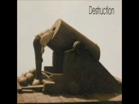 Destruction - The Least Succesful Human Cannonball (Full Album)