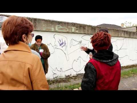 Senior Grafity Jam Reportáž