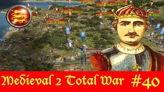 Medieval 2 Total War S1E40 - Slipping through the trees