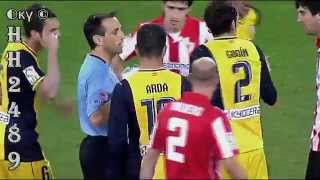 Video Gol Pertandingan Athletic Bilbao vs Atletico Madrid