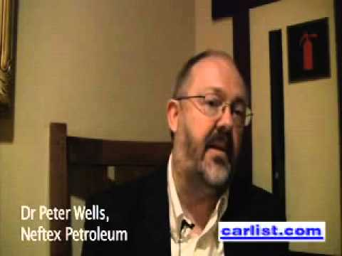 Peter Wells, Neftex, on Iranian oil being sold to China