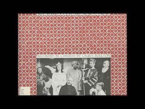 VA - Ukrainian Christmas Songs (1956) Folk   Christmas [FULL ALBUM]