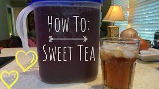 THE BEST SWEET TEA | VLOGTOBER DAY 13