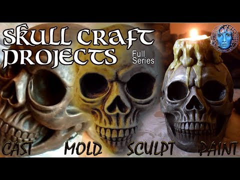 Skull Craft Projects | Full Series