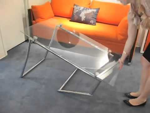 Muebles convertibles youtube for Muebles transformables