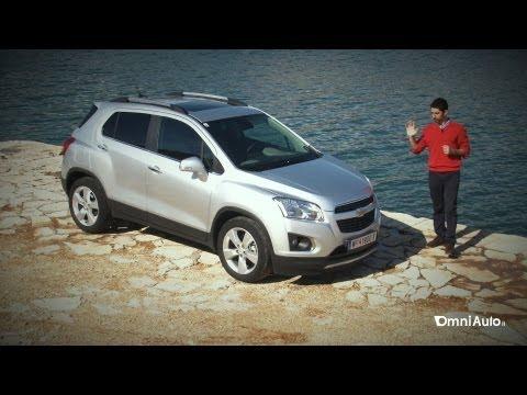 Chevrolet Trax, il video Test di OmniAuto.it