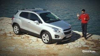 Chevrolet Trax, il video Test di OmniAuto.it