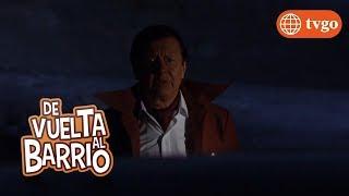 ¡Don Benigno asusta a los chicos a las afueras del cementerio! - De Vuelta al Barrio 24/04/2018