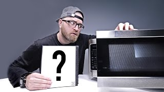 Ever Microwave Your Notebook? by : Unbox Therapy