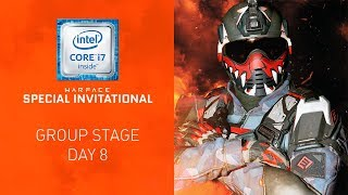 Warface Special Invitational: Group Stage. Day 8