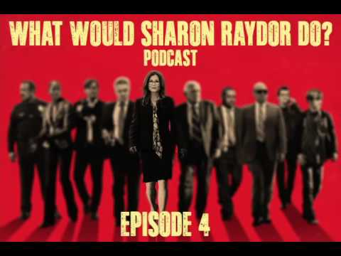 'What Would Sharon Raydor Do' - Podcast #4 - Mary McDonnell w/ Guest Host Tony Denison