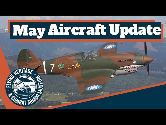 May Aircraft Update