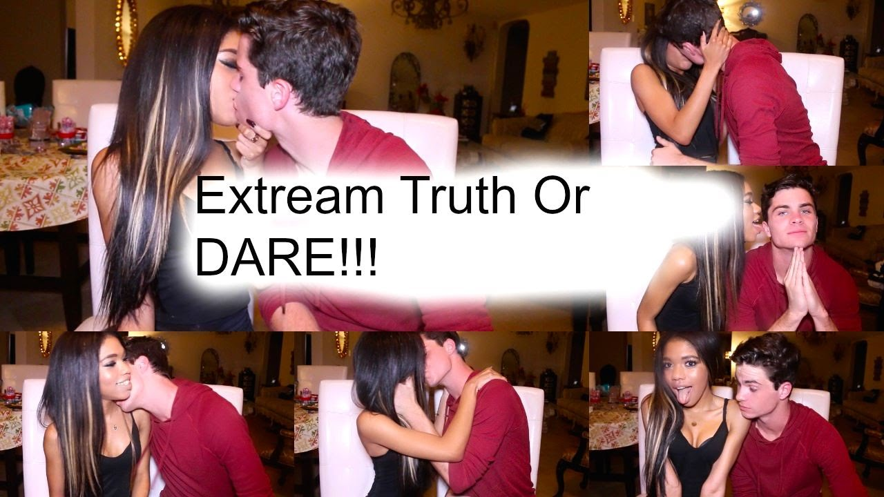 Bisexual truth or dare