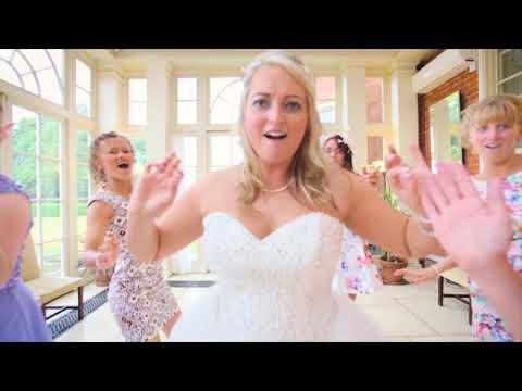 JLS - 'She Makes Me Wana' Marryoke (Jenni and Tim)