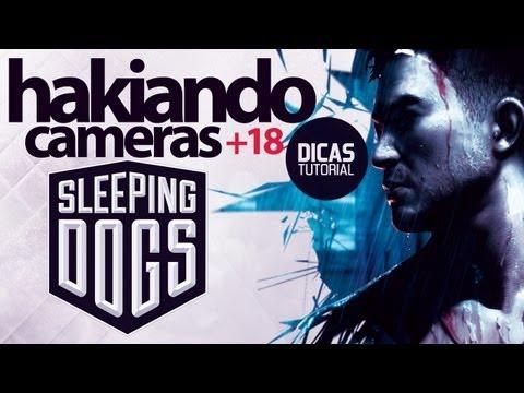 SLEEPING DOGS Dicas e Tutorial - Hack The Camera Popstar Lead 2