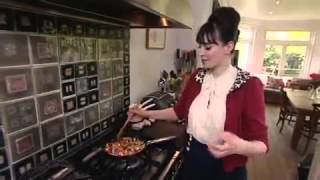 Tuna   caponata salad recipe by Gizzi Erskine