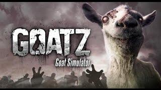 GoatZ - Симулятор ЗОМБИ-Козы!!!