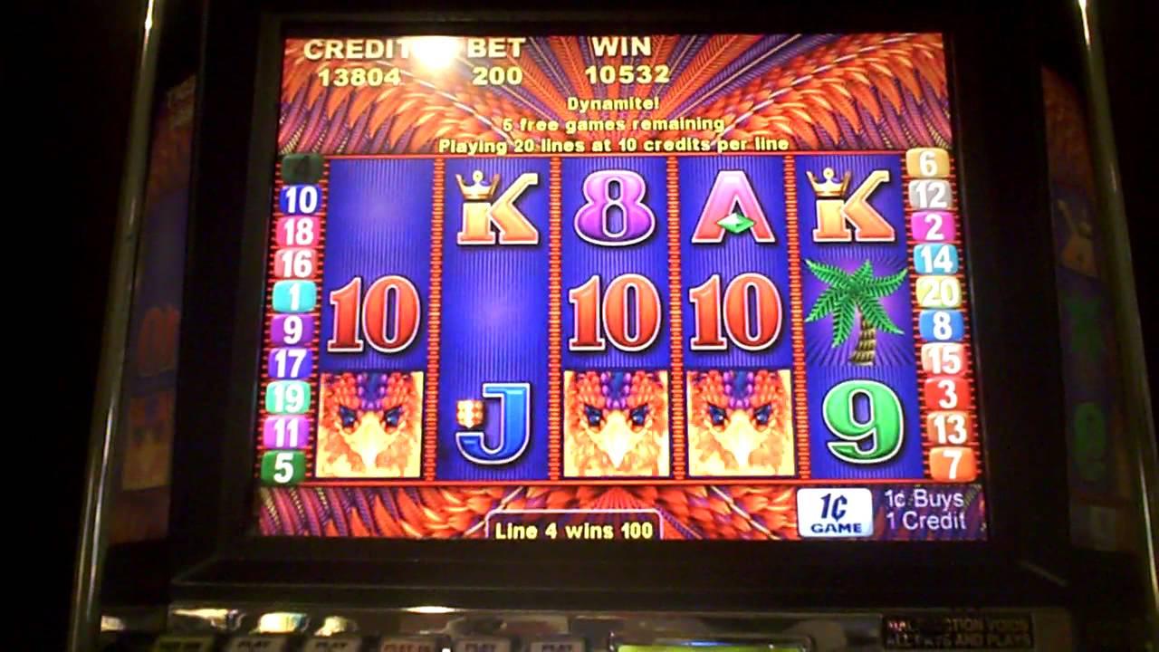 Star Of Phoenix Slot Machine