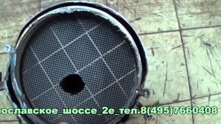 Удаление сажевого фильтра на Мazda 3. Москва.(Сеть Техцентров