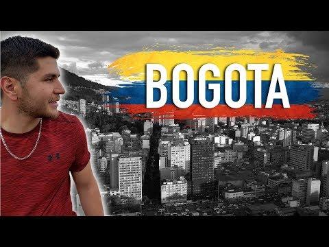 Mi viaje a Bogotá COLOMBIA * Arquitectura - Turismo - Diversión * - ARTOSKETCH