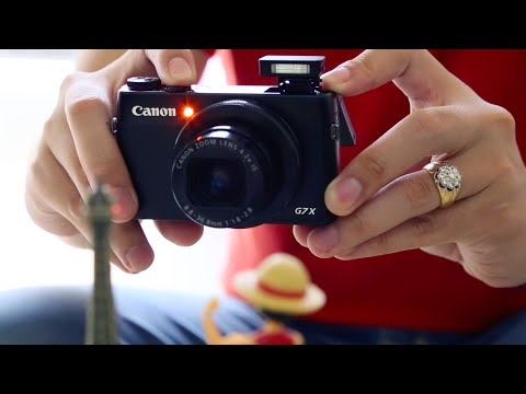 Canon PowerShot G7X review - Cambo Report