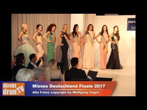 Misses Deutschland Finale 2017   Die Fotos