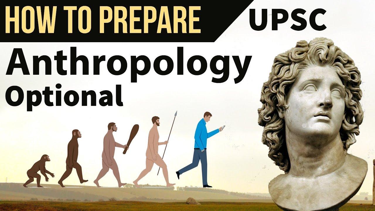 anthropology books for upsc pdf