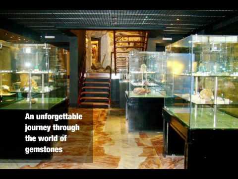 4c920127566 Amsterdam Sauer Museum of Rare Minerals and Precious Stones - YouTube